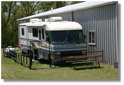 Fly in Camping or Cottage at River Bend Aero Ranch!